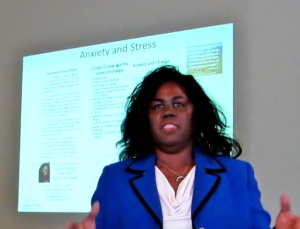 Workshop Training - Anxiety and Stress