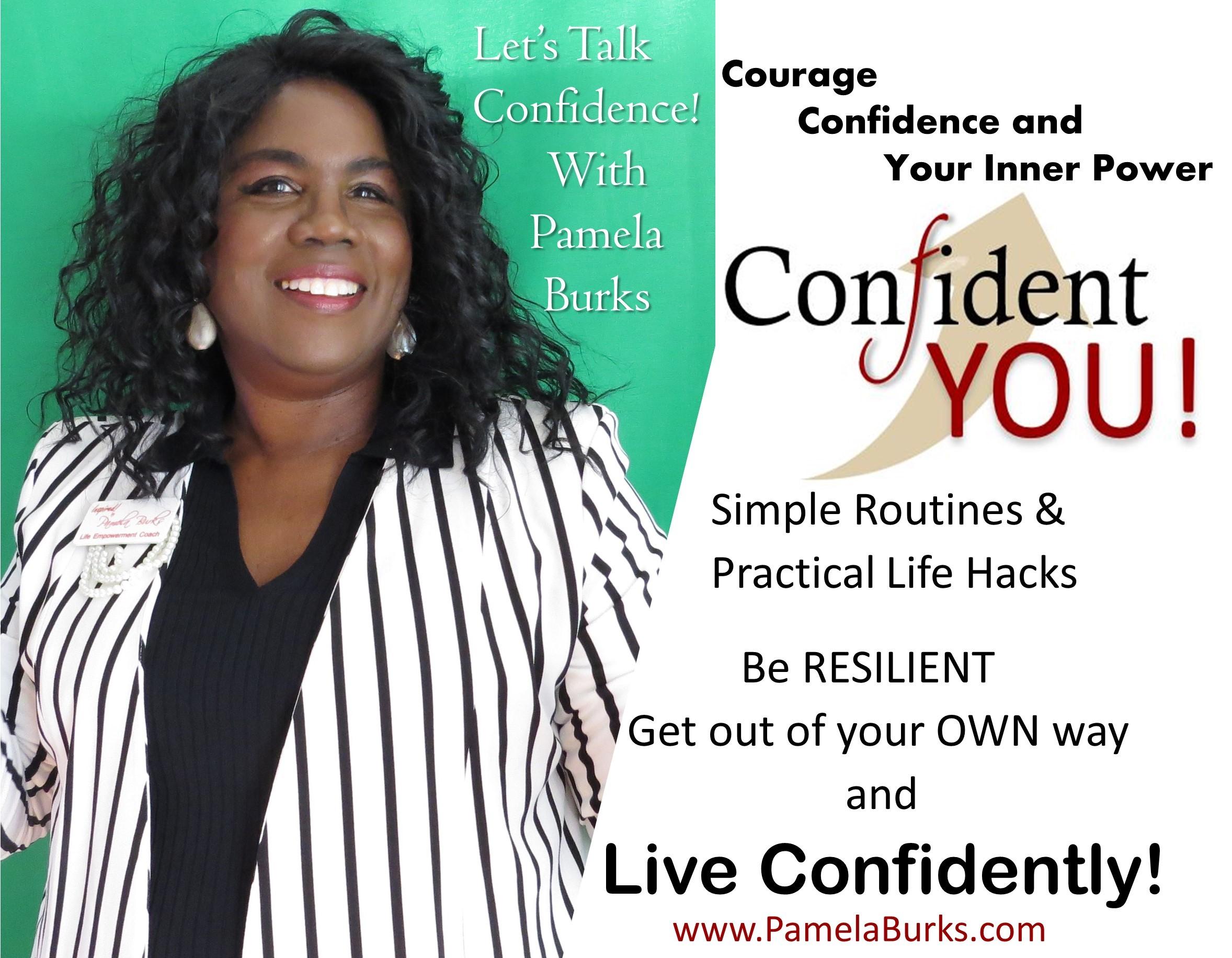 Confident-You Podcast