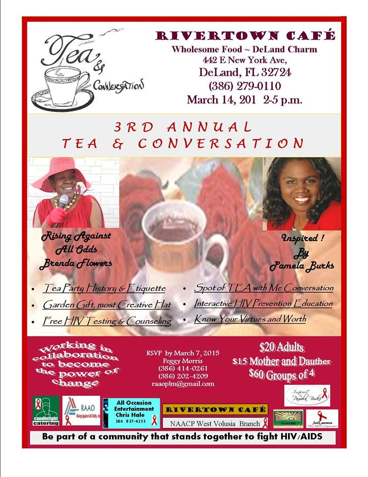 Rising Against All Odds - Womans Annual Tea- Keynote