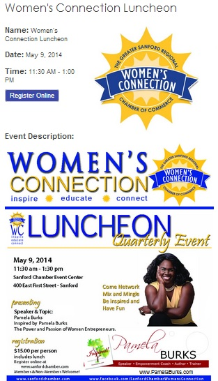 Sanford-Chamber-Womans-Connection - Keynote