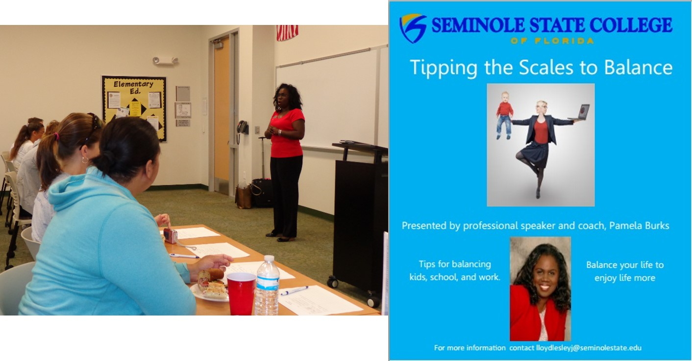 American Association of University Women-Tipping-the-Scales-Balance-Workshop