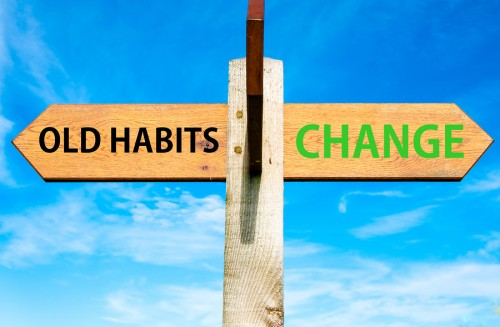 It's time to change Old Habits  It's time to CHLL!
