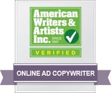 American Writer & Artists Inc Copywriter Certified